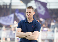 26.05.2019, TGW Arena, Pasching, AUT, 1. FBL, LASK vs FK Austria Wien, Meistergruppe, 32. Spieltag, im Bild Trainer Robert Ibertsberger (FK Austria Wien) // during the tipico Bundesliga master group 32th round match between LASK and FK Austria Wien at the TGW Arena in Pasching, Austria on 2019/05/26. EXPA Pictures © 2019, PhotoCredit: EXPA/ Reinhard Eisenbauer