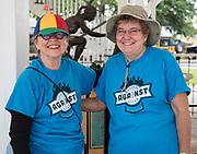 Barbara Johnson and Adrienne Juttner; Trash Bash sponsored by Keep Abita Beautiful in Abita Springs, Louisiana