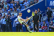 Fulham's Tom Cairney  during the Sky Bet Championship match between Cardiff City and Fulham at the Cardiff City Stadium, Cardiff, Wales on 8 August 2015. Photo by Shane Healey.