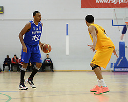 - Photo mandatory by-line: Nizaam Jones/JMP - Mobile: 07966 386802 - 08/11/2014 - SPORT - Basketball - Bristol - SGS Wise Campus - Bristol Flyers v Sheffield Sharks - British Basketball League