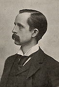 James Matthew (JM) Barrie (1860-1937) Scottish playwright and novelist, born at Kirriemuir, Angus, Scotland.  'Quality Street' (1901), 'Peter Pan' (1904), 'What Every Woman Knows' (1906) and 'Dear Brutus' (1917) are among his best known works.