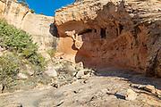 Target House Ruins on the Cedar Mesa of Utah