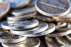 Nickels and Pennies Macro