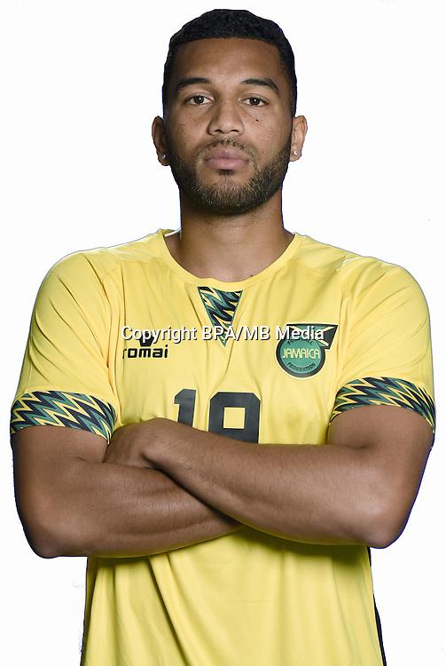 Football Conmebol_Concacaf - <br />Copa America Centenario Usa 2016 - <br />Jamaica National Team - Group C - <br />Adrian Mariappa
