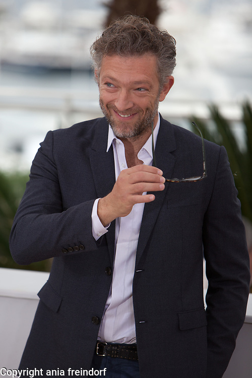 "Cannes 68 Film Festival, 2015, actors from the film ""TALE OF TALES"" in competition."