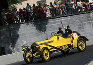 06/06/15 - LAQUEUILLE - PUY DE DOME - FRANCE - Commemoration officielle des 110 ans de la Course GORDON BENNETT - Photo Jerome CHABANNE
