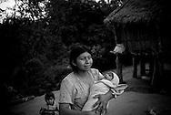 free Guarani communities. Yauti (alta Parapeti)
