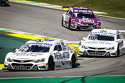 December 9, 2018 - SãO Paulo, Brazil - SÃO PAULO, SP - 09.12.2018: HERO SUPER FINAL 2018 STOCK CAR - In the photo, the car of the champion Stock Car 2018, Daniel Serra, number 29, during the race. The Stock Car? Hero Super Final 2018, is in Interlagos, in the south zone of the capital, this Sunday (09), for the big decision of the season of the main category of motorsport in Brazil. (Credit Image: © Aloisio Mauricio/Fotoarena via ZUMA Press)