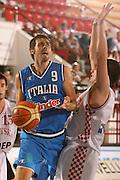 DESCRIZIONE : Porto San Giorgio 3° Torneo Internazionale dell'Adriatico Italia-Croazia<br /> GIOCATORE : Giuliano Maresca<br /> SQUADRA : Nazionale Italiana Uomini Italia<br /> EVENTO : Porto San Giorgio 3° Torneo Internazionale dell'Adriatico<br /> GARA : Italia Croazia<br /> DATA : 06/06/2007 <br /> CATEGORIA : Penetrazione Tiro<br /> SPORT : Pallacanestro <br /> AUTORE : Agenzia Ciamillo-Castoria/E.Castoria<br /> Galleria : Fip Nazionali 2007 <br /> Fotonotizia : Porto San Giorgio 3° Torneo Internazionale dell'Adriatico Italia-Croazia<br /> Predefinita :