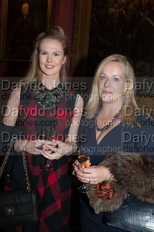 DAISY DUNN; ISABEL WOLFE, The Literary Review Bad Sex in Fiction Award 2013. The In and Out Club, 4 St. james's Sq. London. 3 December 2013