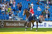Margie Goldstein Engle - Dicas<br /> CHIO Aachen 2018<br /> © DigiShots