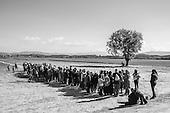 Migrants crisis Greece-Macedonia 3.0