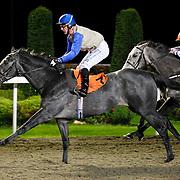 Diamond Mine and Kieren Fallon winning the 5.30 race