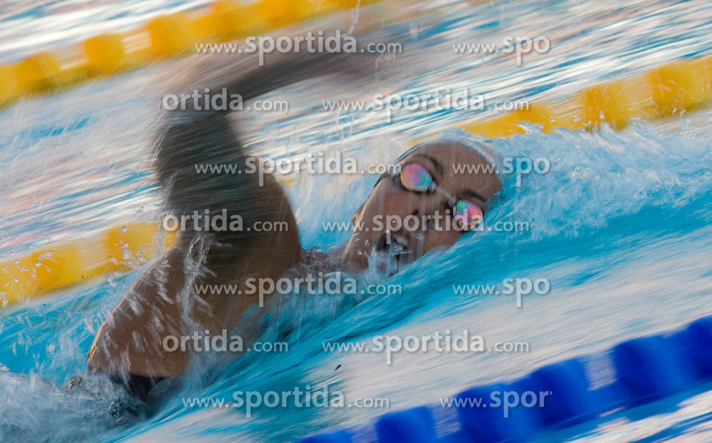 Alessia Filippi of Italy competes during the Women's 1500m Freestyle Final during the 13th FINA World Championships Roma 2009, on July 28, 2009, at the Stadio del Nuoto,  in Foro Italico, Rome, Italy. (Photo by Vid Ponikvar / Sportida)