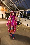 NATHALIE GIBSON, David Macilwaine sculptures at Clifton Nurseries. London. 1 April  2009