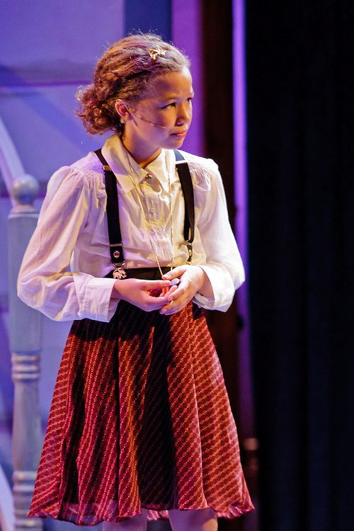 "Berkeley Playhouse Presents ""Annie"""