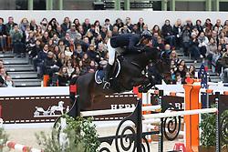 Lopez Carlos, (COL), Admara 2<br /> Grand Prix Hermes <br /> Saut Hermes Paris 2016<br /> © Hippo Foto - Counet Julien