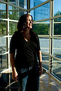 Kabbage Co-Founder Kathryn Petralia poses inside of the Atlanta, Georgia office September 12, 2011. Kabbage helps fund online businesses...Kendrick Brinson/LUCEO