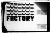 Photograph of a Factory Records video, Circa 1980s