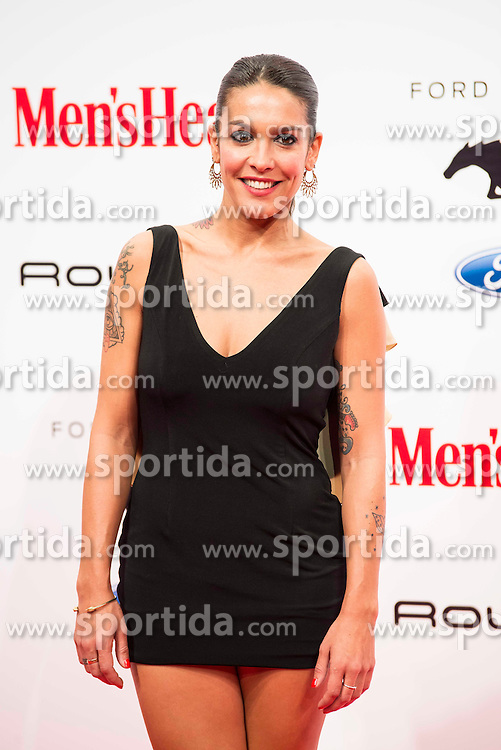 28.01.2016, Goya Theatre, Madrid, ESP, Men'sHealth Awards, im Bild Lorena Castells attends // to the delivery of the Men'sHealth awards at Goya Theatre in Madrid, Spain on 2016/01/28. EXPA Pictures &copy; 2016, PhotoCredit: EXPA/ Alterphotos/ BorjaB.hojas<br /> <br /> *****ATTENTION - OUT of ESP, SUI*****