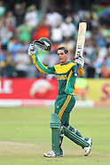 Cricket - South Africa v India 2nd ODI Durban