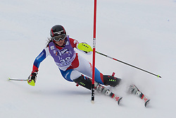 19.12.2010, Val D Isere, FRA, FIS World Cup Ski Alpin, Ladies, Super Combined, im Bild Wendy Holdener (SUI) whilst competing in the Slalom section of the women's Super Combined race at the FIS Alpine skiing World Cup Val D'Isere France. EXPA Pictures © 2010, PhotoCredit: EXPA/ M. Gunn / SPORTIDA PHOTO AGENCY