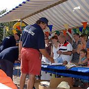 NLD/Huizen/20060916 - Botterfestival 2006 Huizen, grote belangstelling voor de bottertocht