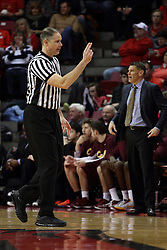 06 January 2016: Jeff Malham during the Illinois State Redbirds v Loyola-Chicago Ramblers at Redbird Arena in Normal Illinois (Photo by Alan Look)