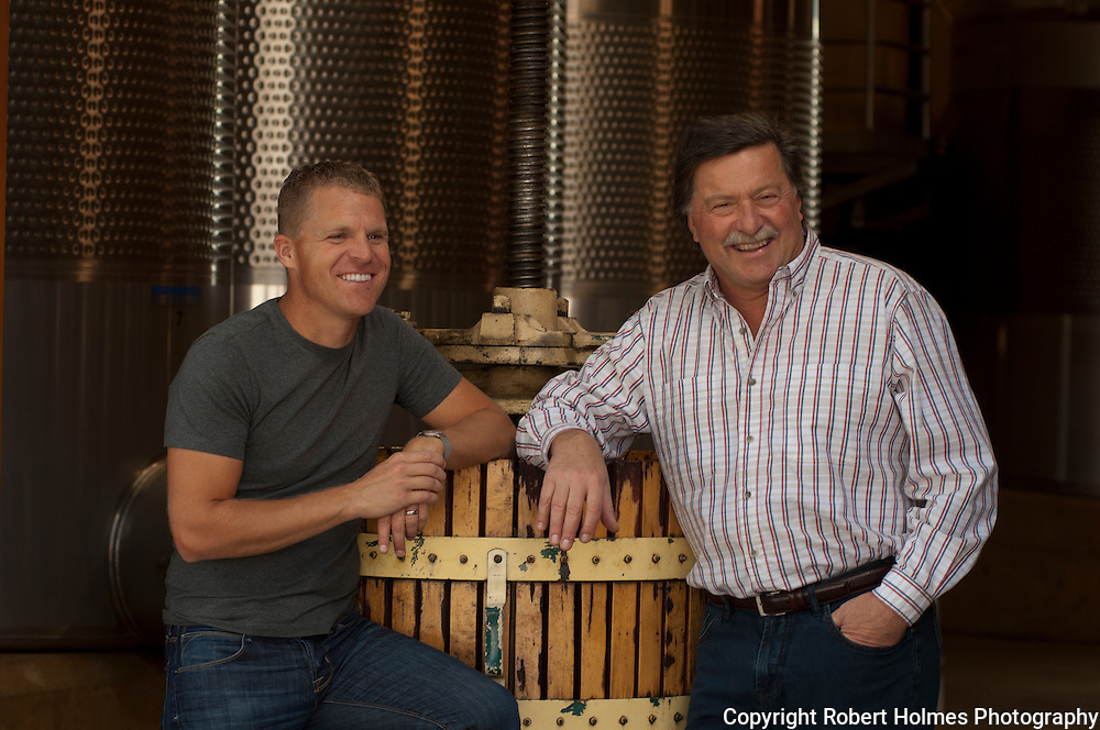 Chris & Gary Figgins, Figgins Family Wine Estates, Walla Walla, Washington
