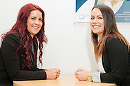 Corporate staff & headshot photography for Cordant Recruitment, Edinburgh, Scotland