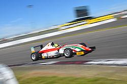 2. Platz beim zweiten Sonntagsrennen: Mick Schumacher beim Formel 4 Rennen auf dem Nürburgring / 070816<br /> <br /> *** ADAC Formula Four championship at Nurburgring on August 7, 2016 in Nurburg, Germany ***
