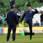 Dublin0 10/02/2018 Aviva Stadium<br /> Natwest 6 nations 2018<br /> Irlanda v Italia<br /> Marius Goosen