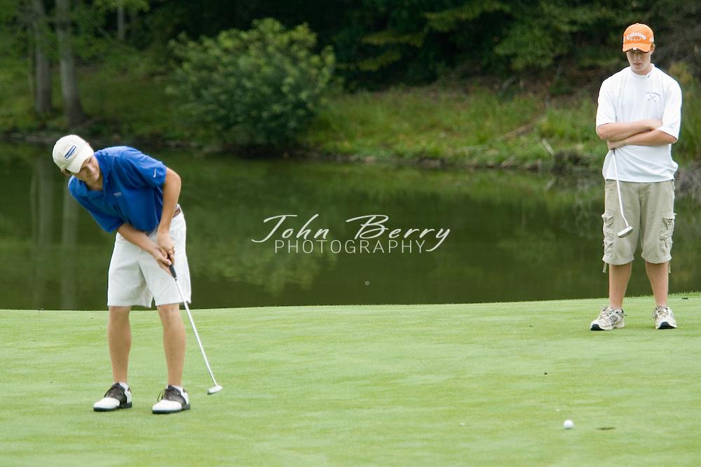 MCHS Golf .vs Clarke .August 15, 2006