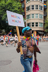 United States, Washington, Seattle Gay Pride Parade
