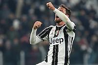 can - 17.12.2016 - Torino - Serie A 2016/17 - 17a giornata  -  Juventus-Roma nella  foto: Claudio Marchisio