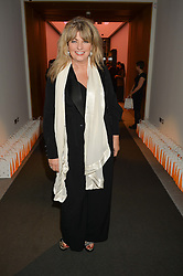 CAROL ASHBY at She Inspires Art in aid of Women for Women International's work, held at Bonham's, 101 New Bond Street, London on 16th September 2015.