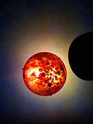 Ceiling light(Sam Lucero photo)