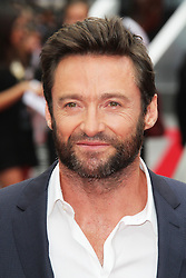 © Licensed to London News Pictures. Hugh Jackman at The Wolverine UK film premiere, Leicester Square, London UK, 16 July 2013. Photo by Richard Goldschmidt/LNP
