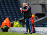 Brentford Head Coach Lee Carsley during the Sky Bet Championship match between Blackburn Rovers and Brentford at Ewood Park, Blackburn<br /> Picture by Mark D Fuller/Focus Images Ltd +44 7774 216216<br /> 07/11/2015