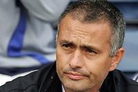 Photo: Paul Thomas.<br /> Blackburn Rovers v Chelsea. The Barclays Premiership. 27/08/2006.<br /> <br /> Jose Mourinho, Chelsea manager.