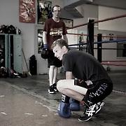 Sweet Z's Gym, Kansas City, KS.