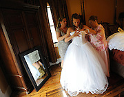 Brandi and Chad's Wedding Saturday, March 23, 2013 in Hephzibah, Ga.(Photo/Stephen Morton)