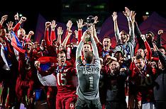 Auckland-Football, Under 20 World Cup, final, Serbia v Brazil