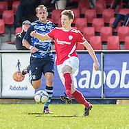 23-04-2016: Voetbal: Sportlust'46 v Zwaluwen: Woerden<br /> <br /> Stef Hoogveldt van Sportlust '46<br /> <br /> Foto: Gertjan Kooij