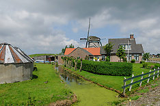 Spaarndam-Oost, Noord Holland, Netherlands
