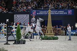 Philippaerts Olivier, BEL, H&M Legend Of Love<br /> LONGINES FEI World Cup™ Finals Paris 2018<br /> © Dirk Caremans<br /> 15/04/18