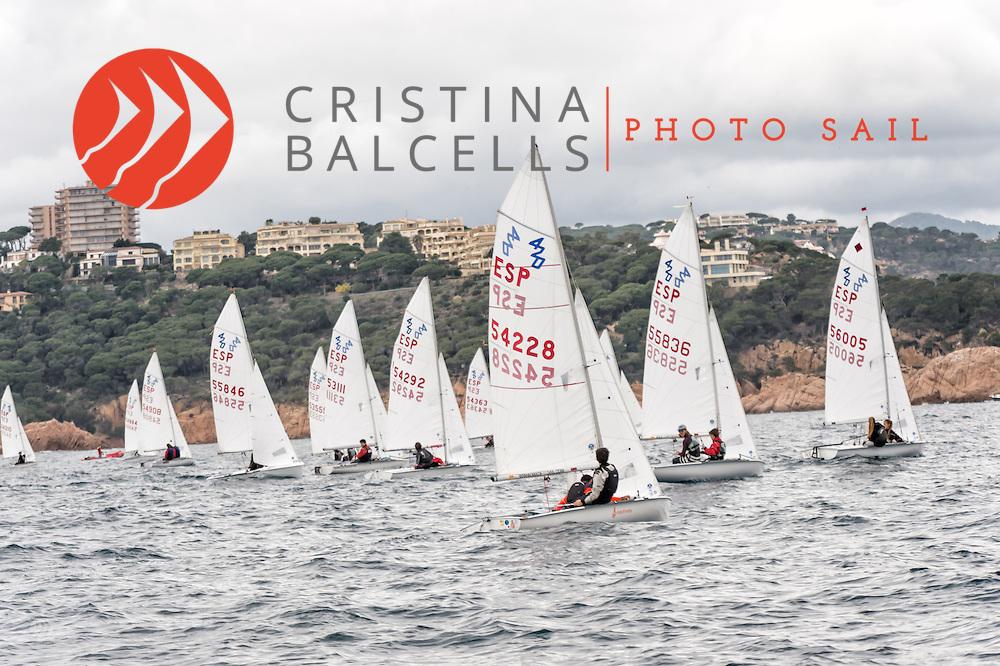 GU&Iacute;XOLS CUP &ndash;XXVII Trofeu J.A.Samaranch<br /> Club N&agrave;utic Sant Feliu de Gu&iacute;xols_Girona_Spain<br /> Regata de Nivell 2 del 11 i 12 de febrero del 2017-02-27<br /> 420 Class. RFEV &amp; FCV<br /> Photos: &copy; Cristina Balcells
