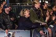 Fans get excited and emotionmal about the arrival of Owen Wilson - Paramount Pictures Presents A 'Fashionable' Screening of Zoolander No.2  - the sequel directed by and starring Ben Stiller.
