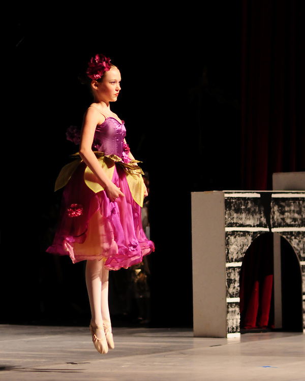 Abernathy Performing Arts. Cinderella March 2011 Oregon City, OR