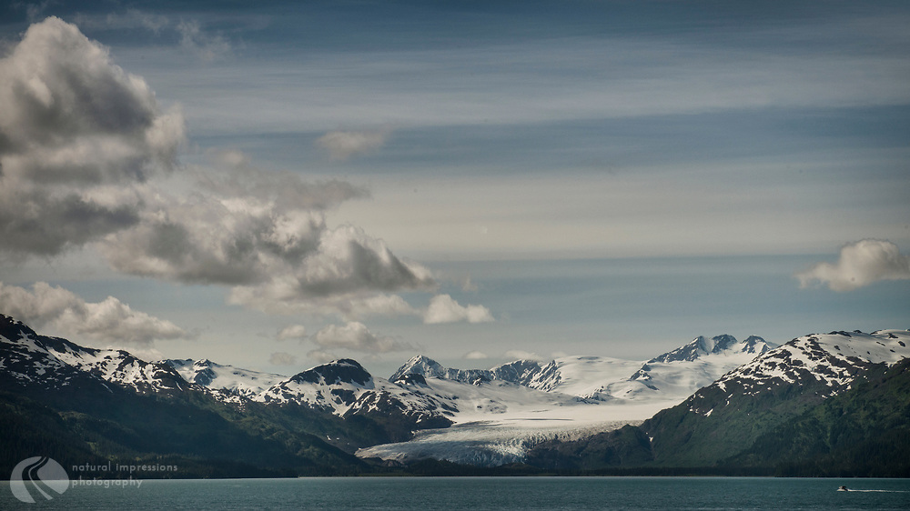 Valdez, Prince William Sound, Alaska